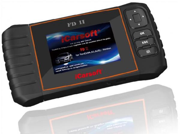 iCarsoft FD II Kfz OBD Diagnosegerät für Ford