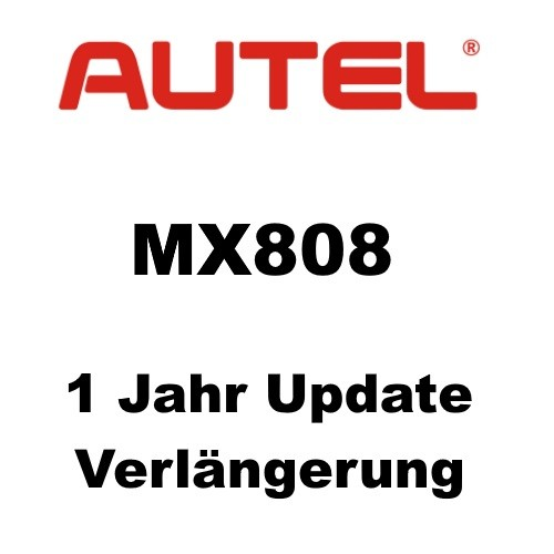 Autel MaxiCheck MX808 Update-Verlängerung
