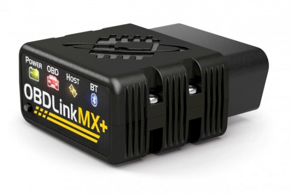 OBDLink MX+ Diagnosestecker Diagnoseadapter Interface iOS Android iPhone