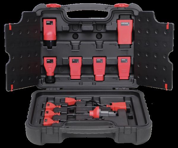 AUTEL Adapter Set im Koffer