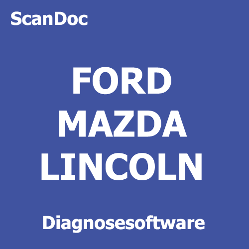 Diagnose Software Ford Mazda Lincoln