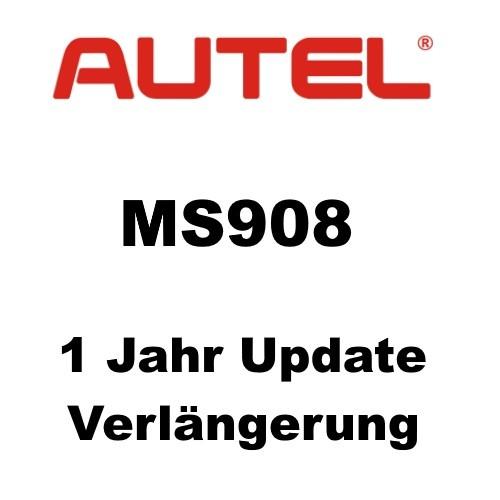 Autel MaxiSys MS908 Update-Verlängerung
