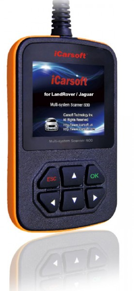 iCarsoft i930 für LandRover Jaguar OBD Diagnosegerät