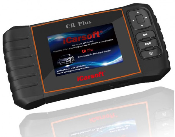iCarsoft CR-Plus Multimarken OBD Diagnosegerät