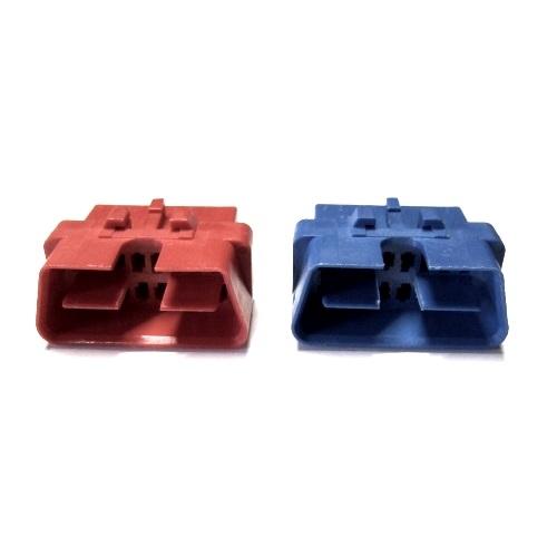 obd 2 stecker kit blau 12v und 24v j1962 stecker. Black Bedroom Furniture Sets. Home Design Ideas