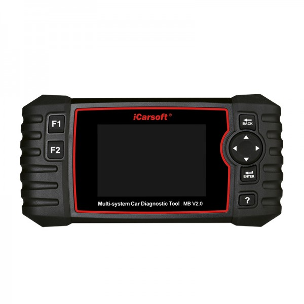 iCarsoft MB II V2.0 für Mercedes Smart Sprinter OBD Diagnosegerät